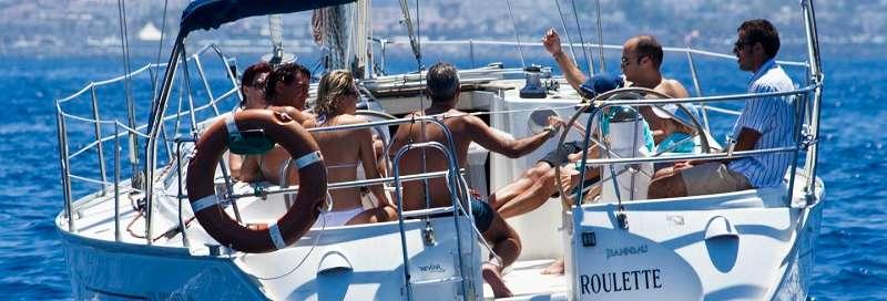 velero ruta cetaceos tenerife avistamiento